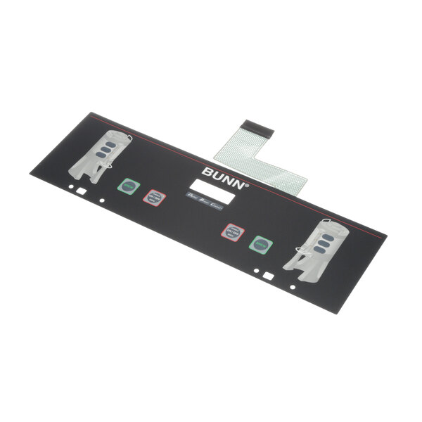 Bunn 34802.0000 Membrane Switch
