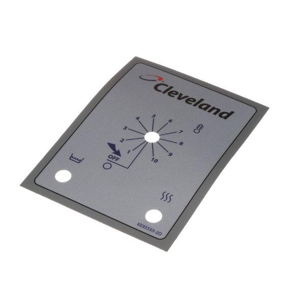 Cleveland KE95555-2 Svc Label; Operating (Kel/T) Main Image 1