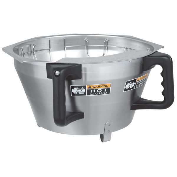 Bunn 40114.0000 Stainless Steel Funnel Assembly for Titan Brewers