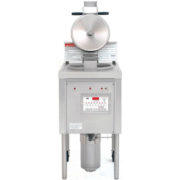Winston Industries LP46 Collectramatic 64 lb. Electric Pressure Fryer - 208V, 3 Phase