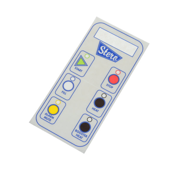 Stero 0P-426546 No Chlorine Button Overlay