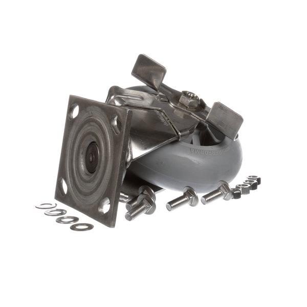 """Cambro H14005 Swivel Caster 6"""" Main Image 1"""