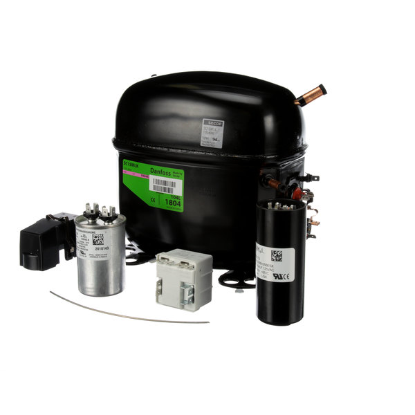 Manitowoc Ice 000003919 Compressor 115/60/1 S420/450 Main Image 1