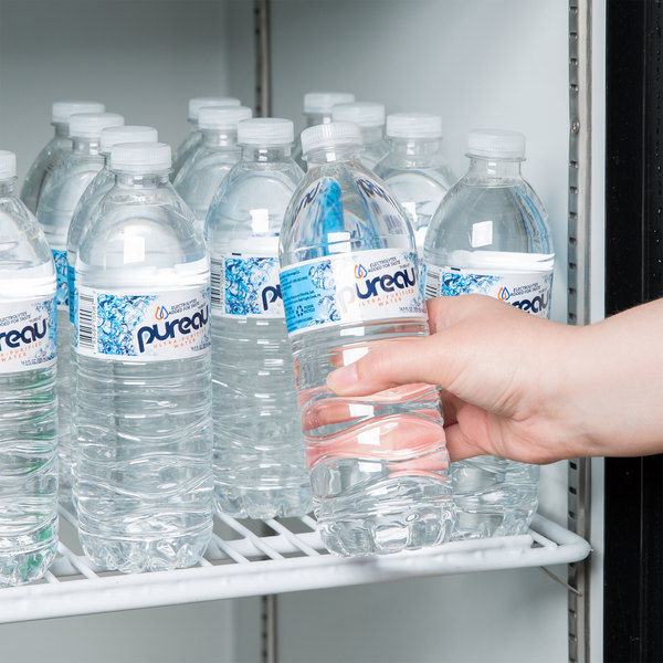 16.9 oz. Purified Bottled Water - 24/Case Main Image 3