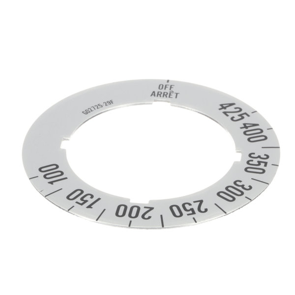 Cleveland G02725-29 Dial Insrt (100f-425f)