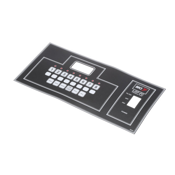 BKI N0404 Touch Pad Overlay