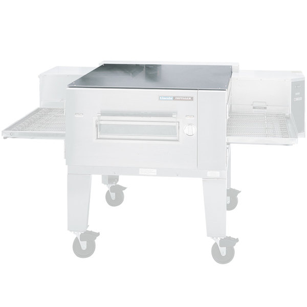 Lincoln 1609 Low Profile Top Oven Panel Main Image 1