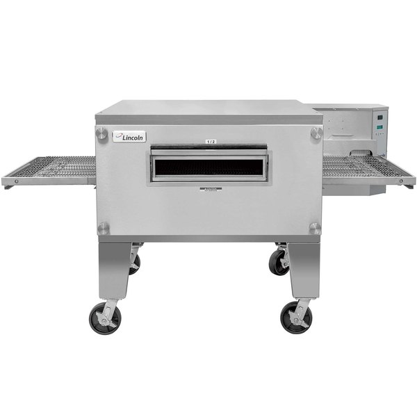 "Lincoln 3240-1 Impinger 3240-1 40"" Single Belt Electric Conveyor Oven - 208V, 3 Phase, 24 kW Main Image 1"