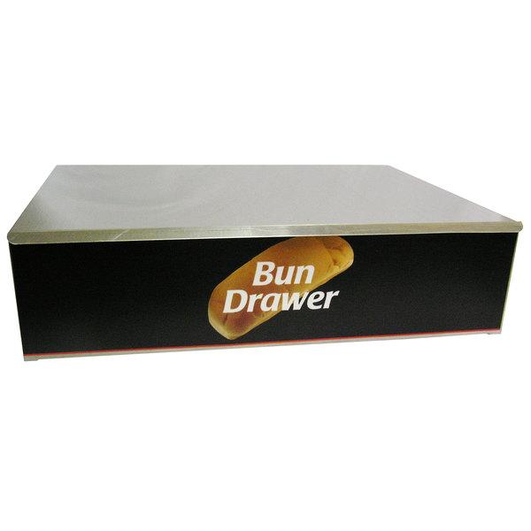 Benchmark USA 65010 64 Bun Hot Dog Bun Box