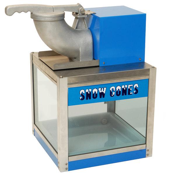 Benchmark USA 71000 Snow Bank Snow Cone Machine Main Image 1