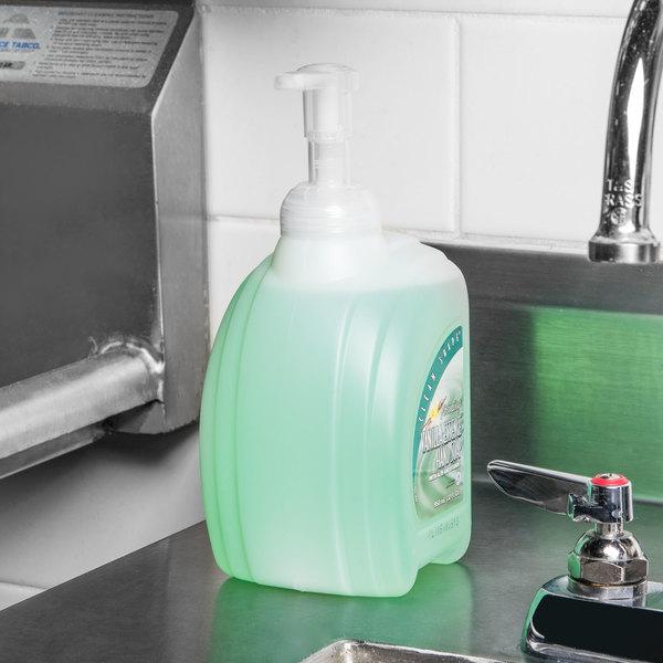 Kutol 63078 950 mL Foaming Vanilla Essence Hand Soap Clean Shape Bottle