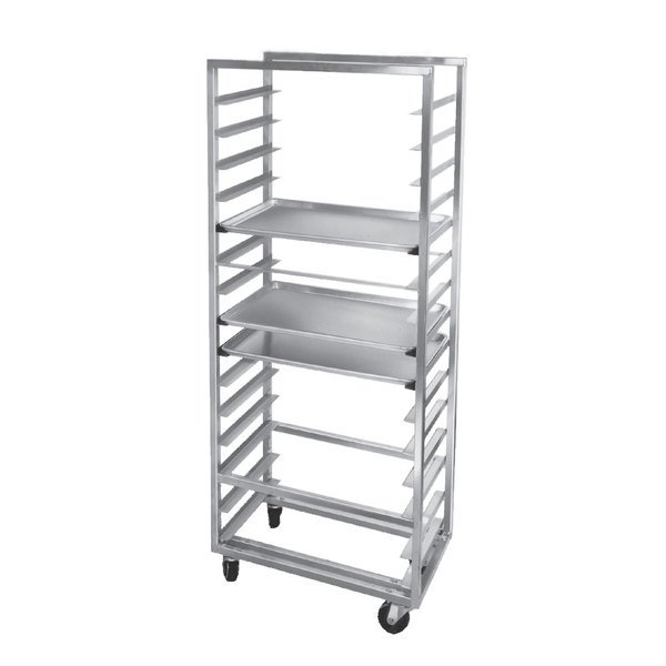 Channel 411s Or Side Load Stainless Steel Bun Pan Oven Rack 20