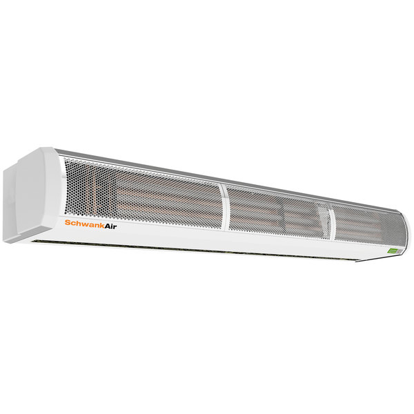 Schwank Ac He72 48 72 Surface Mounted Air Curtain With Electric