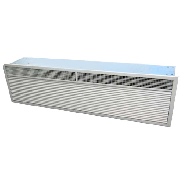 """Schwank AC-HE47-20-R 46 3/4"""" Recessed Air Curtain with Electric Heater - 208V, 3 Phase, 6 / 12 kW"""