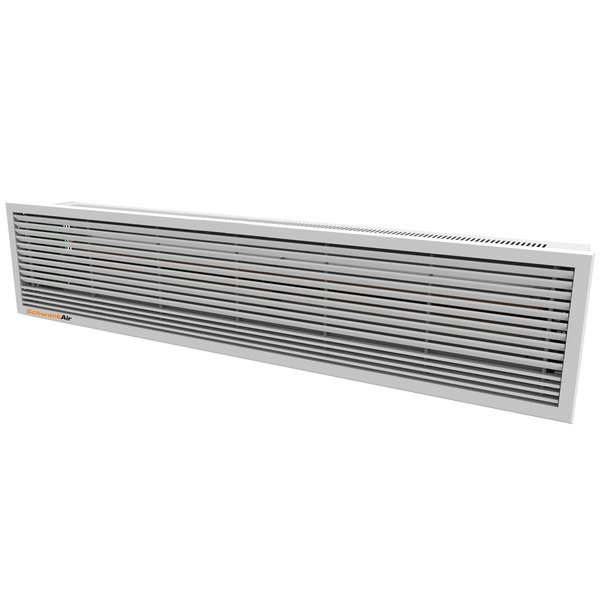 "Schwank AC-CE47-60-R 47"" Recessed Air Curtain with Electric Heater - 600V, 3 Phase, 4.5 / 9 kW"
