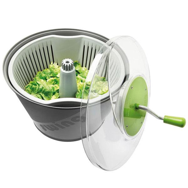 Matfer Bourgeat 215582 2.5 Gallon Swing Salad Spinner / Dryer