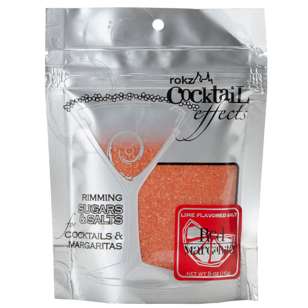 Rokz 5 oz. Red Cocktail Rimming Salt