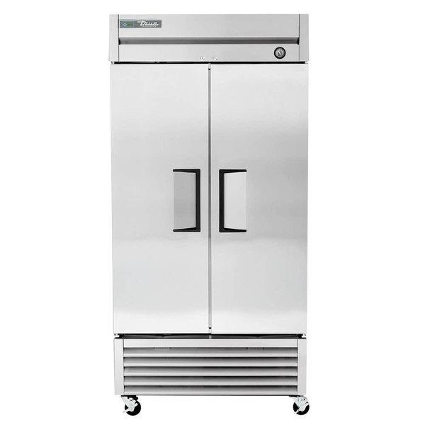 True T-35-HC 40 inch Solid Door Reach-In Refrigerator