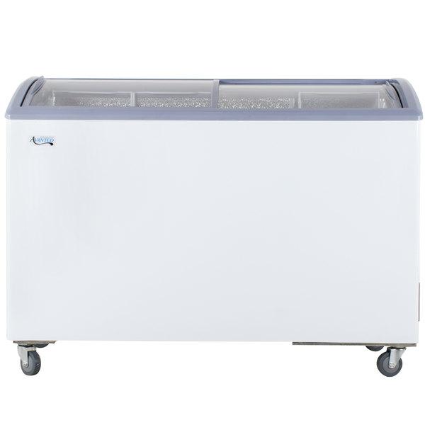 Avantco ICFC12-HC Curved Top Display Freezer