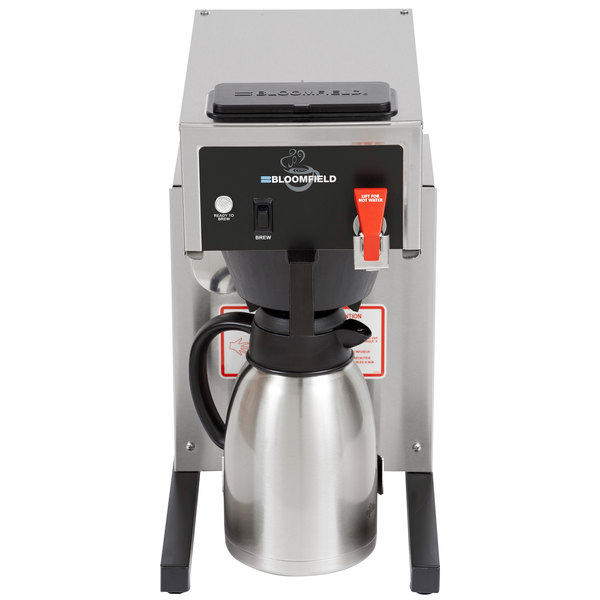 Bloomfield 8782TFL-120C Gourmet 1000 Automatic Low Profile Thermal Coffee Brewer, 120V (Canadian Use Only)
