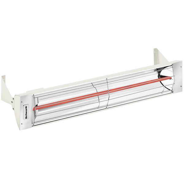 Schwank ES-1033-12 Electric Biscuit Outdoor Patio Heater - 120V, 1000W Main Image 1