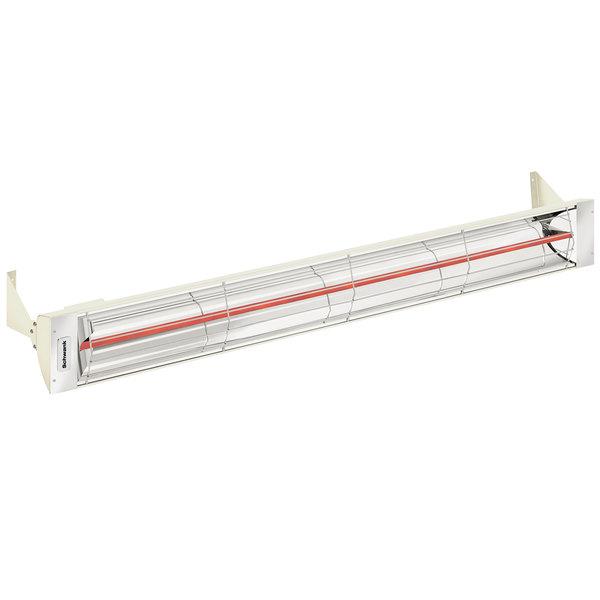 Schwank ES-3061-20 Electric Almond Indoor/Outdoor Patio Heater - 208V, 3000W