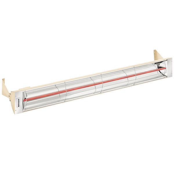 Schwank ES-3061-24 Electric Beige Indoor/Outdoor Patio Heater - 240V, 3000W