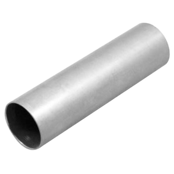 "All Points 26-5183 3 3/4"" Stainless Steel Overflow Pipe for Dipper Wells with 1"" Drains"