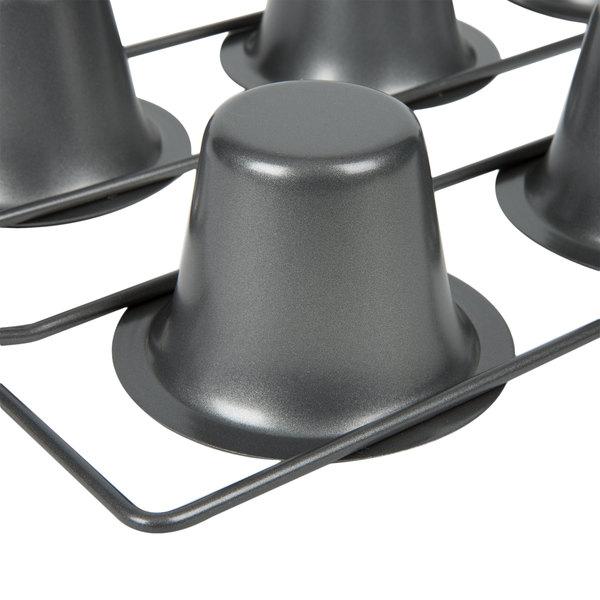 6 Cup Non Stick Popover Pan