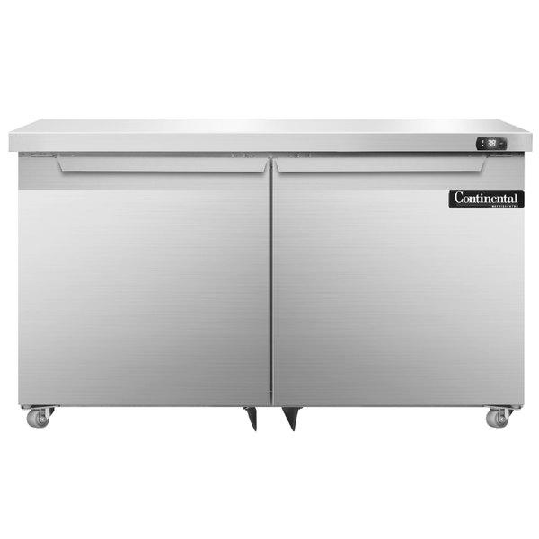 "Continental Refrigerator SW48-U 48"" Low Profile Undercounter Refrigerator"