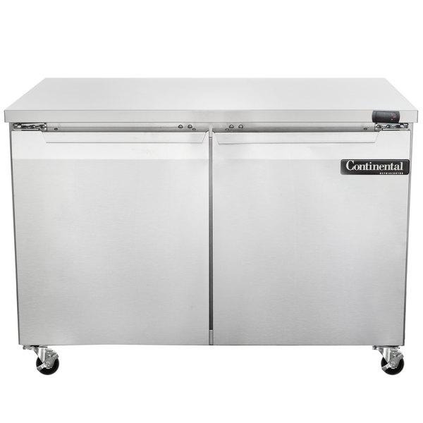 Continental Refrigerator Sw48 U 48 Low Profile Undercounter