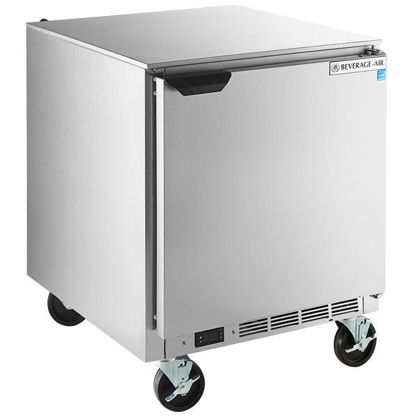 "Beverage-Air UCR27A 27"" Undercounter Refrigerator Main Image 1"