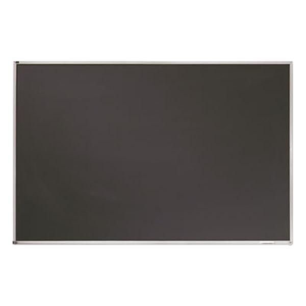 "Quartet PCA304B 48"" x 36"" DuraMax Porcelain Magnetic Chalkboard with Aluminum Frame"
