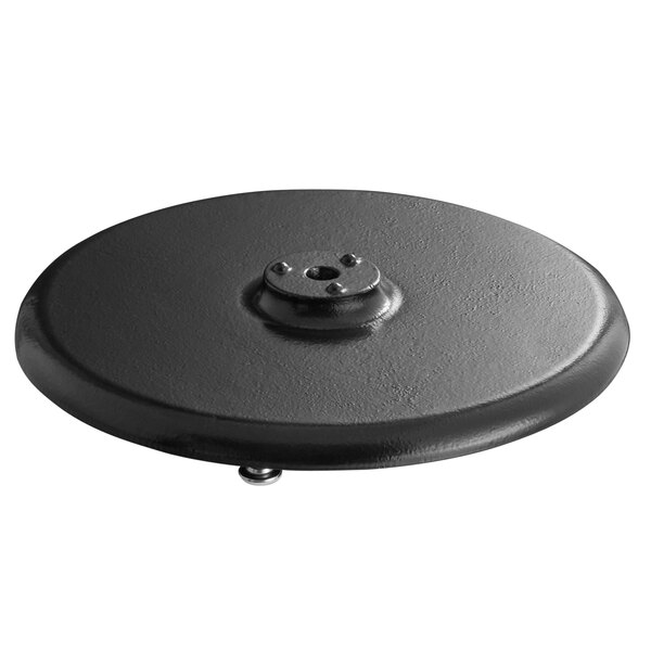 """Lancaster Table & Seating 17"""" Round Table Base Plate Main Image 1"""