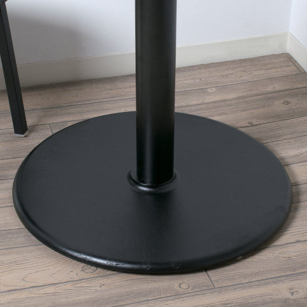 """Lancaster Table & Seating 30"""" Round Table Base Plate"""