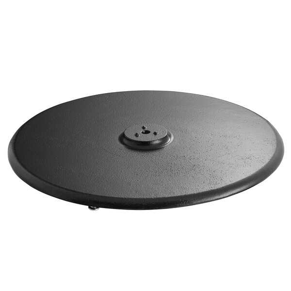 """Lancaster Table & Seating 30"""" Round Table Base Plate Main Image 1"""