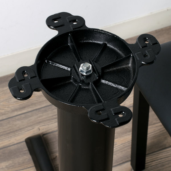 "Lancaster Table & Seating 10"" Table Base Spider"