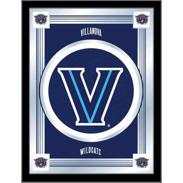 """Holland Bar Stool MLogoVilnva 17"""" x 22"""" Villanova University Decorative Logo Mirror"""