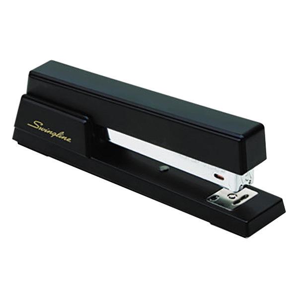 Swingline 76701 Premium Commercial 20 Sheet Black Full Strip Stapler