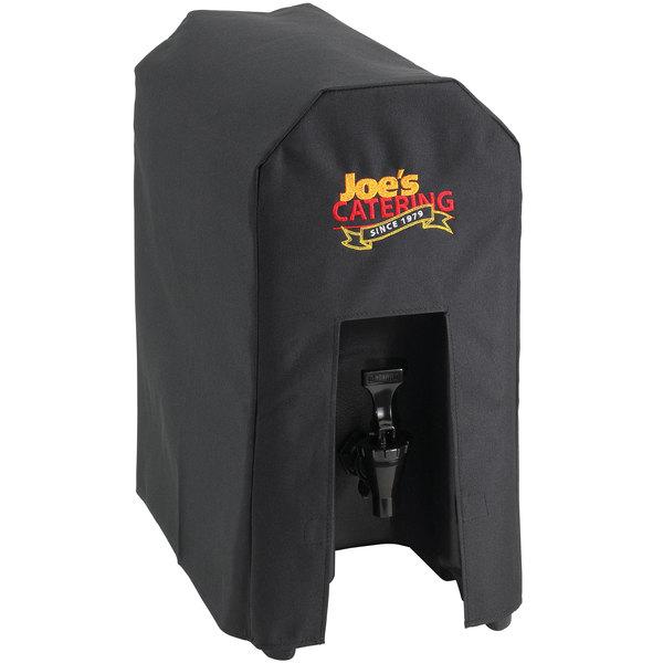 Cambro 250LCDCVR Camtainer Customizable Black Cover
