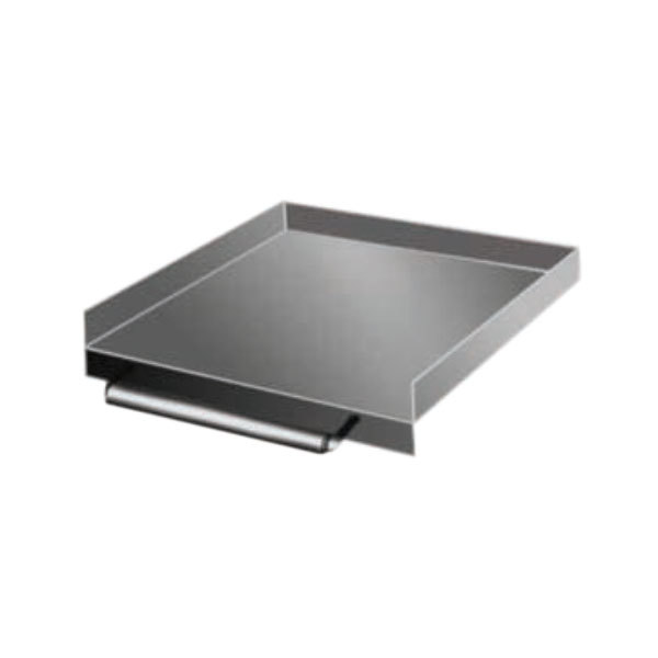 "MagiKitch'n 3616-0511500 20"" Griddle Top Main Image 1"