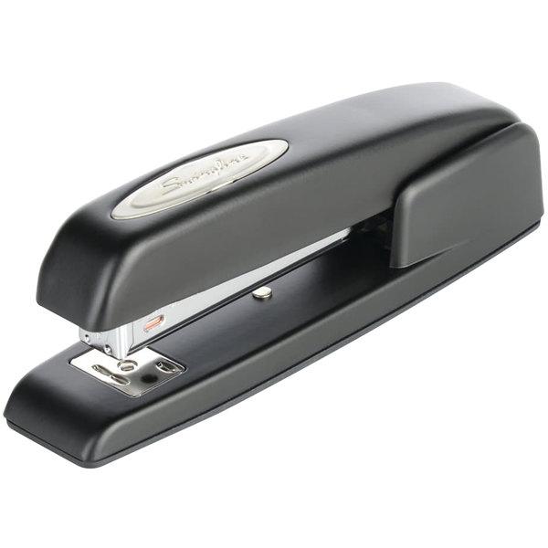 Swingline 74741 747 Business 25 Sheet Black Full Strip Desk Stapler