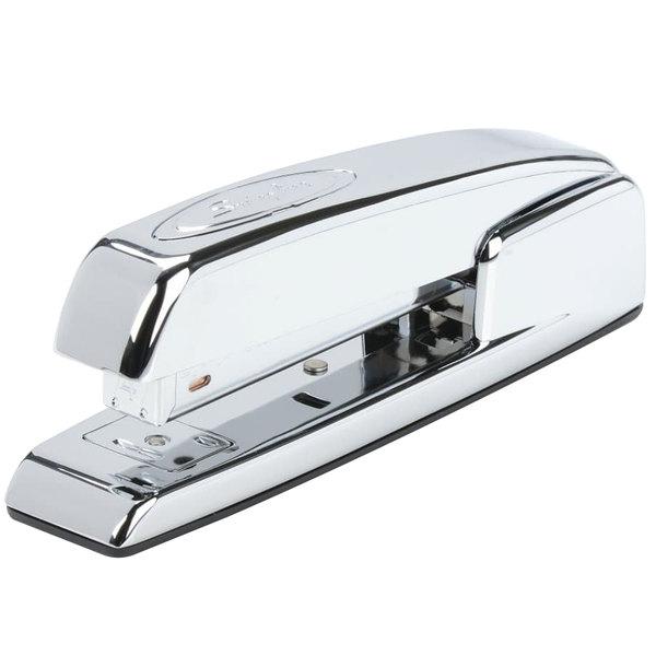 Swingline 74720 747 Business 25 Sheet Polished Chrome Full Strip Desk Stapler Main Image 1
