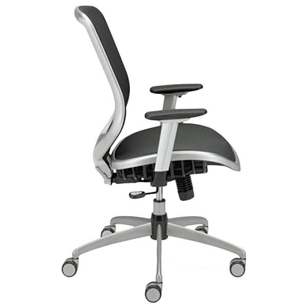 Hon Mh02mst1c Boda High Back Black Mesh Task Chair