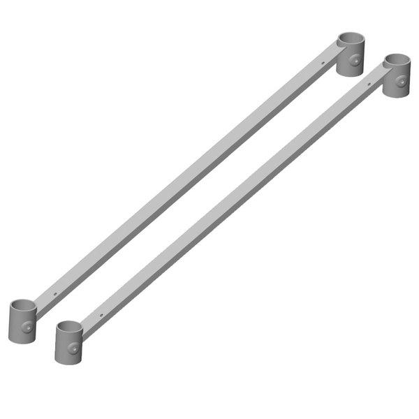 Eagle Group WTSA30 Worktable Stabilizer Bar - 2/Set Main Image 1