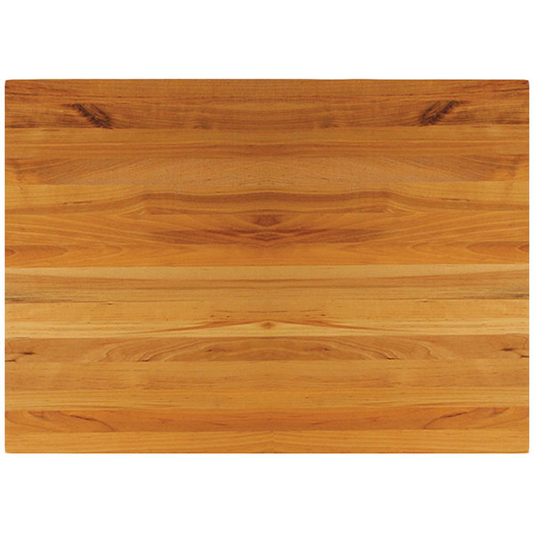 """Tablecraft CBW1824175 Wooden Butcher Board Chopping Block - 24"""" x 18"""" x 1 3/4"""""""