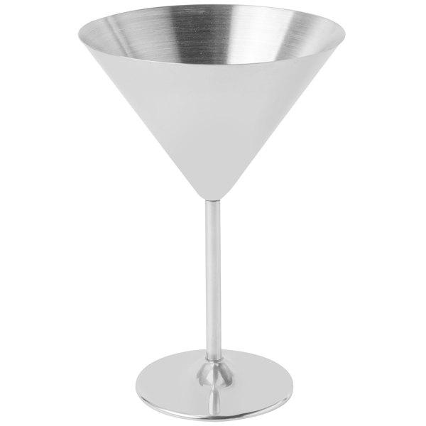 Get Sw 1612 Ss Stemware 12 Oz Stainless Steel Martini Glass
