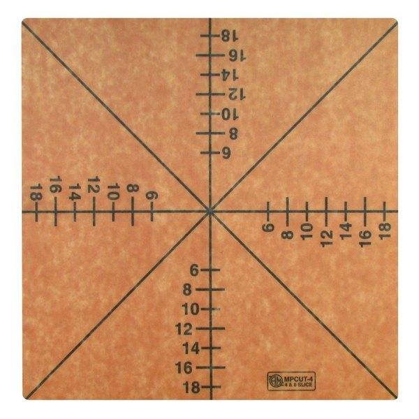 Biccamera. Com | metal craft am pizza slice cutting guide mpcut-4.