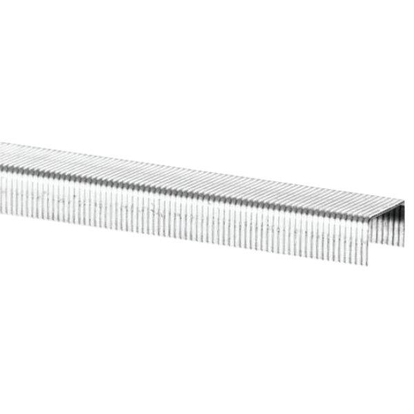 "Swingline 35318 S.F. 13 100 Strip Count 3/8"" Heavy-Duty Chisel Point Staples - 1000/Box"