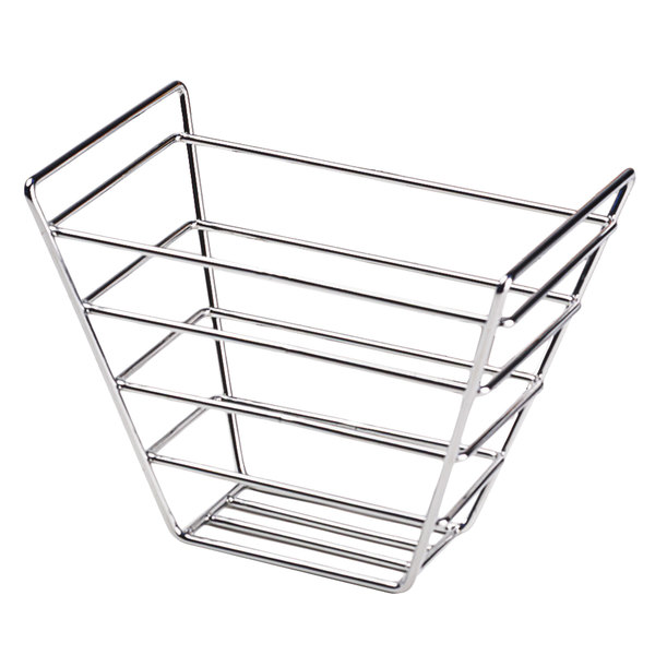 Clipper Mill by GET 4-22049 Wire Baskets Chrome Plated Metal ...